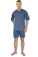 Мужская пижама короткий рукав